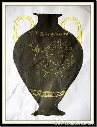 Greek Vase Images Hands On History Activity Etch An Ancient Greek Vase Bright