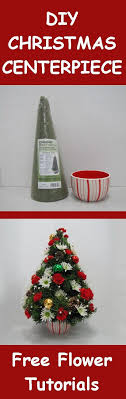 how to make a christmas floral table centerpiece learn how to make your own christmas centerpieces free design