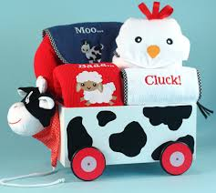 wagon baby unique baby gift cow welcome wagon silly phillie