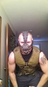 Batman Bane Halloween Costume Bane Halloween Costume Imgur
