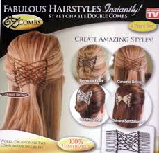 ez combs ez combs fabulous hairstyles instantly 4 set