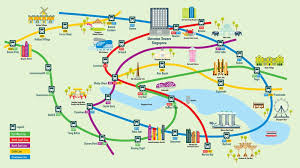 Singapore Subway Map by Things To See And Do In Singapore Sheraton Singapore