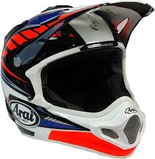 motocross helmet 2017 arai mx v motocross helmet rumble red puremx motocross shop