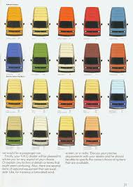 thesamba com vanagon view topic t3 paint colors u0026 codes