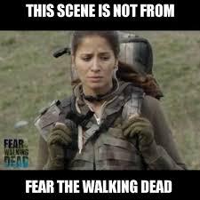 Fear Meme - custom fear the walking dead meme generator