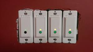 home theater wall plates a finishing touch for the home theater wemo remote light