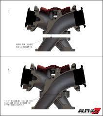 nissan 370z intake manifold performance r35 gt r carbon fiber intake manifold