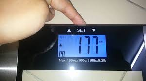 Cww Bathroom Scales Setup For Digital Weighing Scale Body Fat Hydration Water Muscle