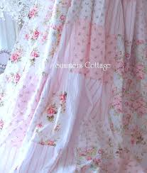 appealing shabby chic shower curtains and chenille shower curtain