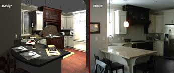 3d computer renders jrl kitchen design home improvement