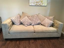 cindy crawford sofas cindy crawford home sidney road taupe sofa for sale in irving tx