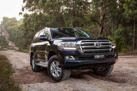 toyota land cruiser 2017 toyota reveals limited run of land cruiser altitude model