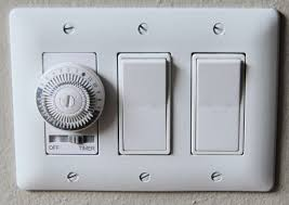 timer lights for home wall switch timer for front porch lights home decorating
