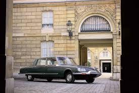 vintage citroen ds 1968 citroën ds presidential general de gaulle limousine drive