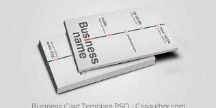 business card template photoshop 10 pe page business card template