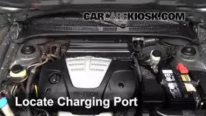 automobile air conditioning repair 2004 kia spectra free book repair manuals how to add refrigerant to a 2001 2005 kia rio 2004 kia rio 1 6l 4 cyl
