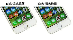 1000pcs lot finger identification touch id home button sticker