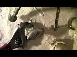 stop valves for bathroom sink how to repalce a stop valve under your bathroom sink youtube