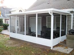 screen porch roof view studio a frame and under existing roof screen room photos