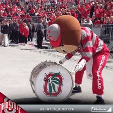 Funny College Football Memes - college football buckeyes gif by ohio state athletics find share