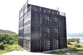 container house project container structure house world