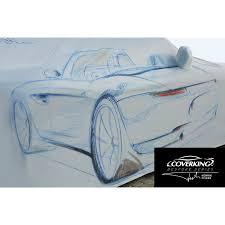 coverking bespoke series henrik fisker z8 sketch car cover