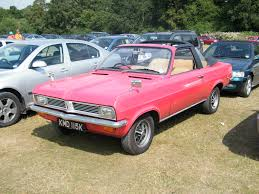 vauxhall pink 1971 vauxhall viva hc convertible a photo on flickriver