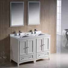 size double vanities 41 50 inches bathroom vanities u0026 vanity