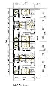 design interior rumah petak desain rumah petakan di lahan 6 15 m2 eramuslim rumah kontrakan
