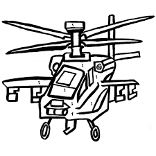 printable coloring pages helicopter coloring page free
