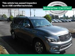 lexus of rockville general manager used 2017 infiniti qx80 suv pricing for sale edmunds