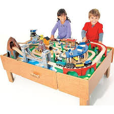 thomas the train wooden table thomas the train set table the kids u0026 the thomas and friends