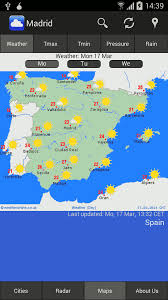 Local Weather Map Weather Weatheronline