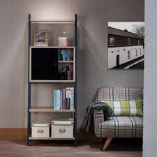 Light Oak Bookcases Acme Furniture Bookcases Home Office Furniture The Home Depot