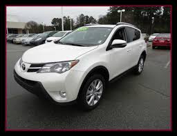 toyota suv used find the best used suv for you toyota of n
