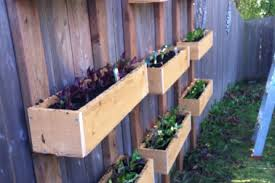 7 fence hung planter box ideas jardn archives decoracin de