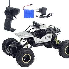 remote control motocross bike new alloy four wheel drive rc car climbing dirt bike buggy radio