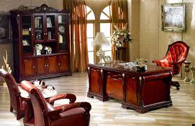 Home Office Executive Desk The Great Design Of Home Office Furniture Denver Home Design Ideas
