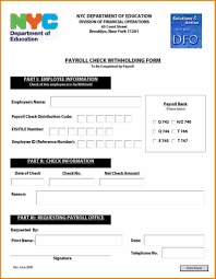 pay statement template and sample payroll statement template pay