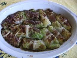cuisiner le chou pointu chou pointu farçi la cuisine de papy rené