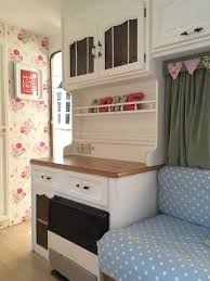 Caravan Kitchen Cabinets Best 25 Vintage Caravan Interiors Ideas On Pinterest Caravan