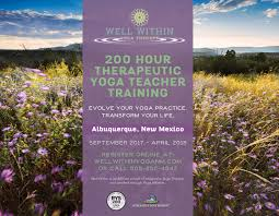 integrative yoga therapy 200 hour therapeutic teacher training