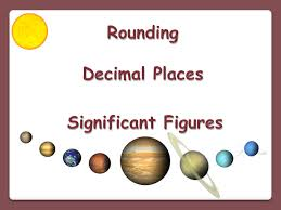 rounding decimal places significant figures animated powerpoint