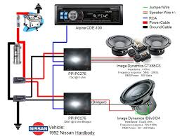 car sound wiring diagram diagram wiring diagrams for diy car repairs