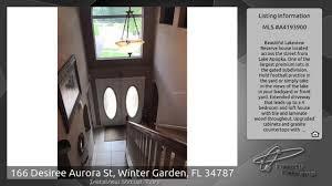 166 desiree aurora st winter garden fl 34787 youtube