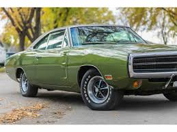 1970 dodge charger green 1970 dodge charger for sale classiccars com cc 802226