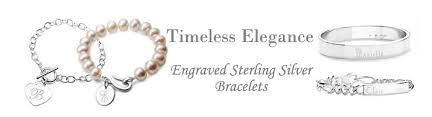 personalized silver bracelets personalized silver bracelets silver bracelets