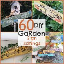 Wacky Garden Ideas 20 Sweet Garden Signs Garden Signs Garden Signs