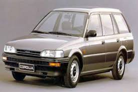 1995 toyota corolla station wagon toyota corolla specifications cars technical specifications database