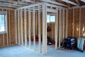 Basement Framing Ideas Gorgeous Wall Framing Framing Exterior Wall Corners Wall Framing